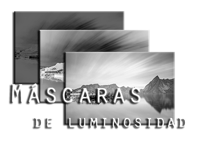 Mascaras de luminosidad