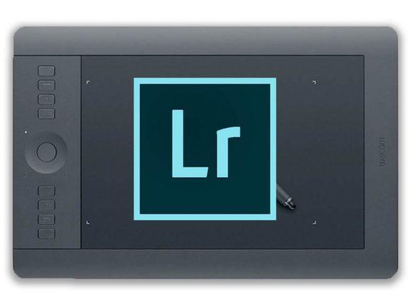 Aprende a Configurar tu tableta Wacom para Lightroom