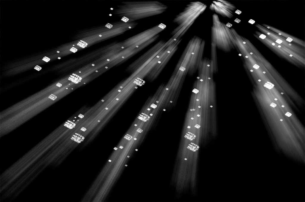 Aprende A Crear Rayos De Luz En Photoshop