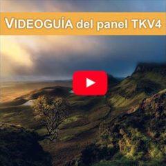 Videoguía del Panel Tony Kuyper V4