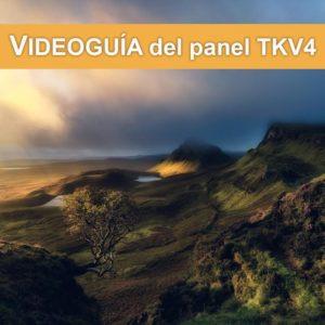 Más de 8h de videos dedicados a aprender a usar TODAS las características del Panel. PAso a Paso,l al estilo de ProcessingRAW!!!