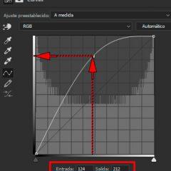 Aprende a usar la capa de ajuste de Curvas en Photoshop