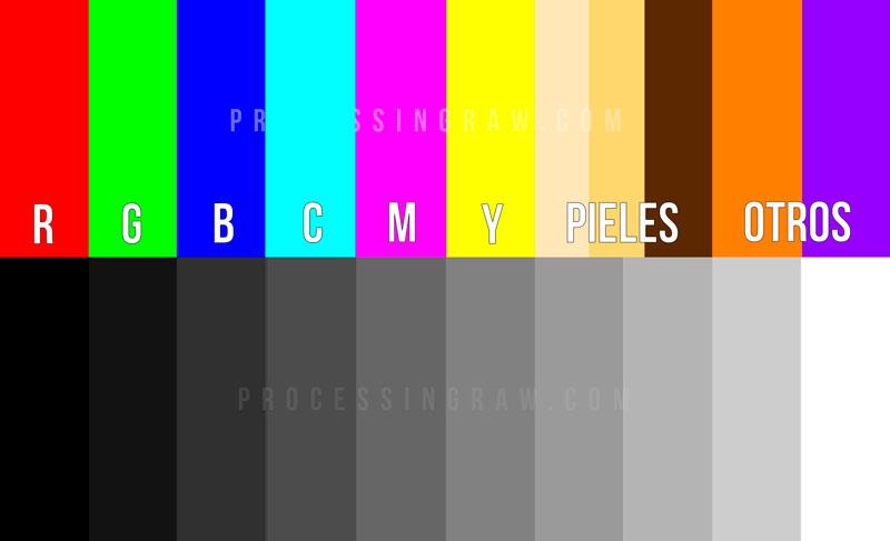 Todos los secretos de la capa de tono saturaci n en photoshop - Tonos de colores ...