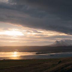Aprende a revelar esta panorámica de Islandia!!!