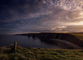 Acantilados de Escocia: un oasis fotográfico.
