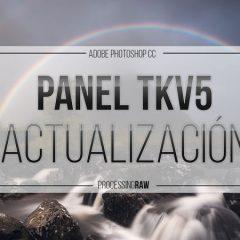 Nueva actualización gratuita del Panel TKV5