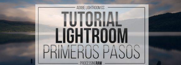 Tutorial Lightroom II: Calibración de Cámara de lightroom