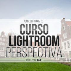 Curso de Lightroom III. Ajustes de perspectiva y recortes