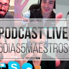 En ProcessingRAW… nos vamos de Podcast!!!