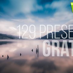 129 presets de Lightroom GRATIS!!!