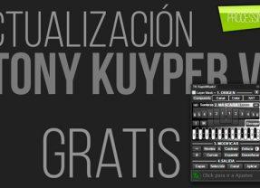 Actualización GRATIS Panel TKV6