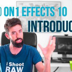 Curso Monográfico de On1 Effects 10: 1. Introducción