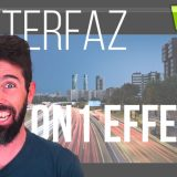 On1 Effects 10.5: Interfaz de usuario