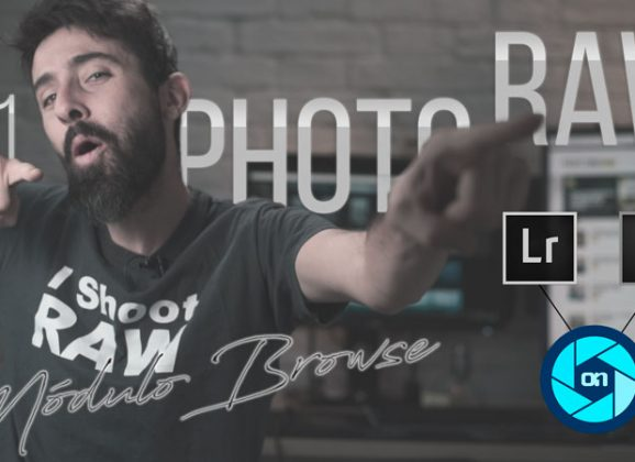 ON1 Photo RAW 2018: Entendiendo el módulo Browse