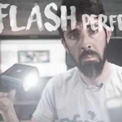 Mi flash barato y ¿perfecto?