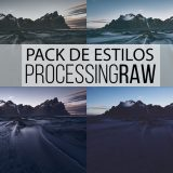 Descarga tu Pack de estilos ProcessingRAW para Capture One