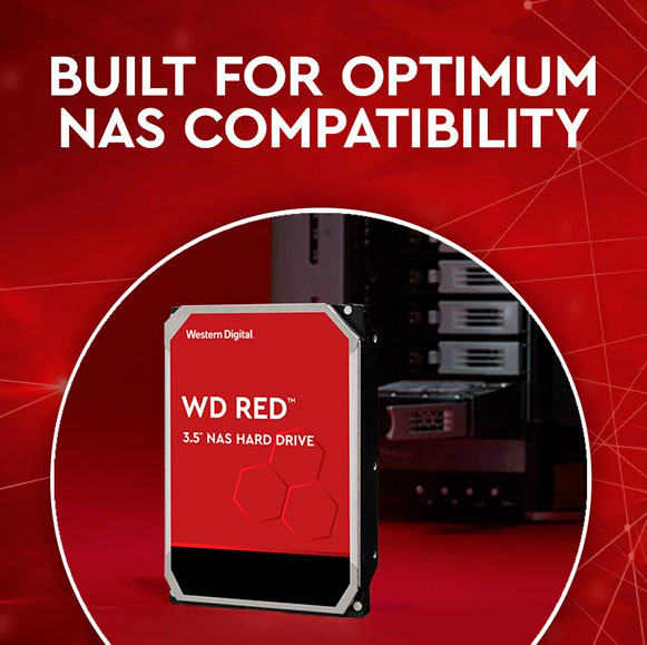 wd serie red ideal para NAS