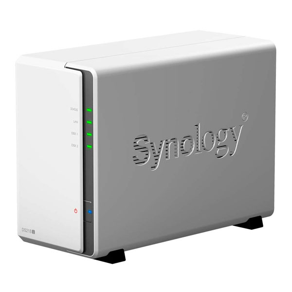 synology nas ds218j
