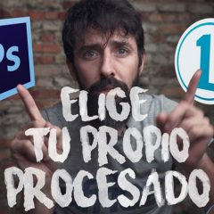 🤔Elige tu propio procesado (Photoshop vs Capture One)