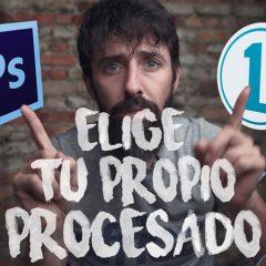 樂Elige tu propio procesado (Photoshop vs Capture One)