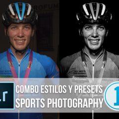 PACK Estilos para Capture One y Presets para Lightroom en fotografía deportiva