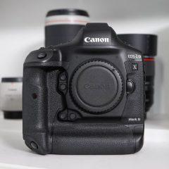 Canon anuncia la nueva bestia para el deporte y acción: Canon EOS-1D X Mark III