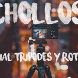 💵🤳 [CHOLLOS FOTOGRAFÍA] Selección especial Trípodes y Rótulas