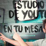 📽🛠 CONSTRUYE un estudio de YOUTUBE anclado a tu mesa por menos de 150€