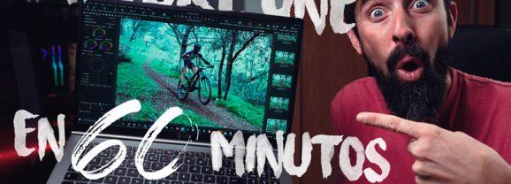 ⏱ Aprende Capture One 20 en 60 minutos. El TUTORIAL DEFINITIVO