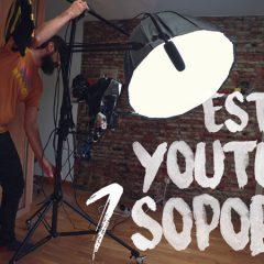 🛠Construye un estudio COMPLETO para YOUTUBE en un SOLO SOPORTE!! (150€)